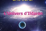 L'Univers d'Ildaran, nouvelle série de science fiction